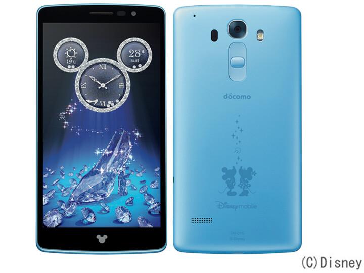 NTTドコモから「Disney Mobile on docomo DM-01G」が登場!スペックや価格・発売日情報