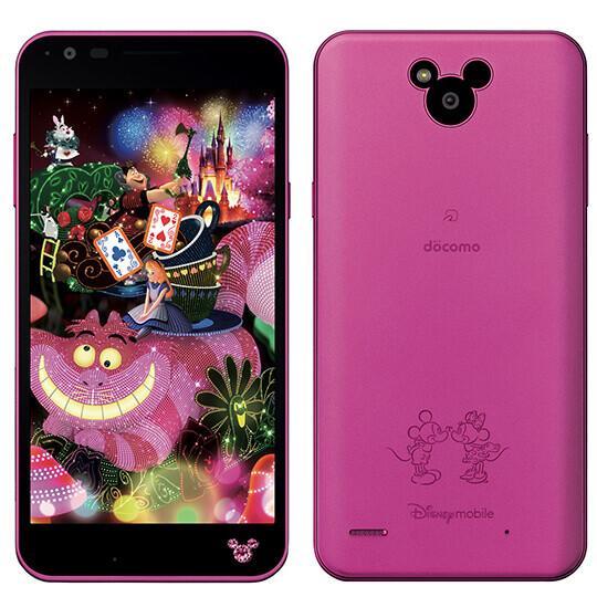 NTTドコモから「Disney Mobile on docomo DM-02H」が登場!スペックや価格・発売日情報
