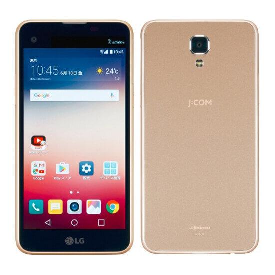ジェイコムモバイルから「LG X screen LGS02」が登場!スペックや価格・発売日情報