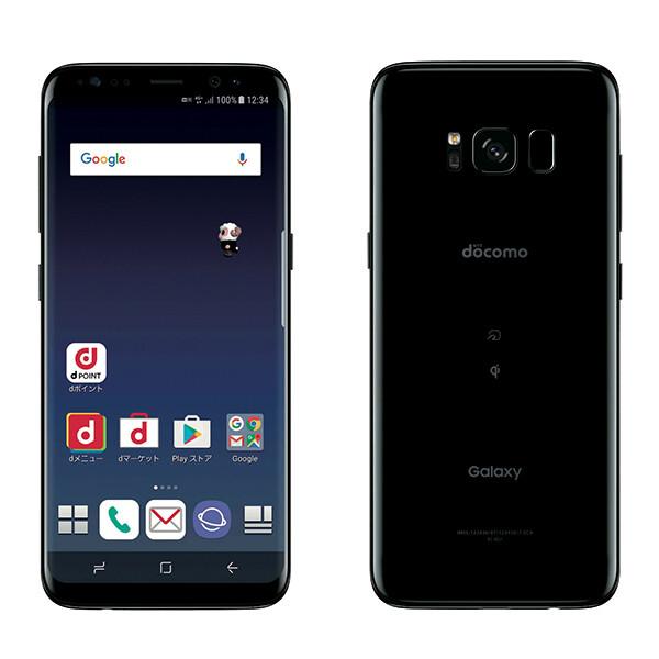 NTTドコモから「Galaxy S8+ SC-03J」が登場!スペックや価格・発売日情報
