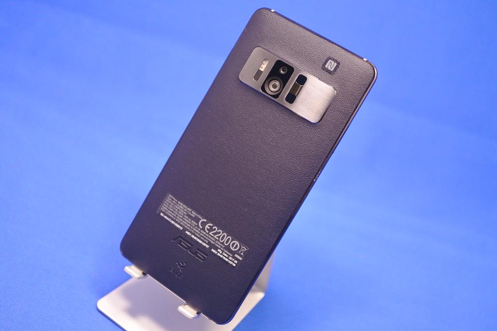 ZenFone AR ZS571KLのテザリング設定方法