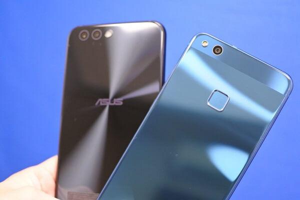 ZenFone 4とP10 liteはどちらが良いのか違いを比較!