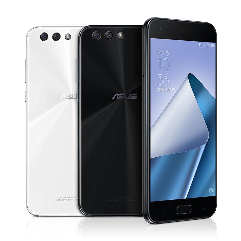 ASUSから「ZenFone 4 ZE554KL」が登場!スペックや価格・発売日情報