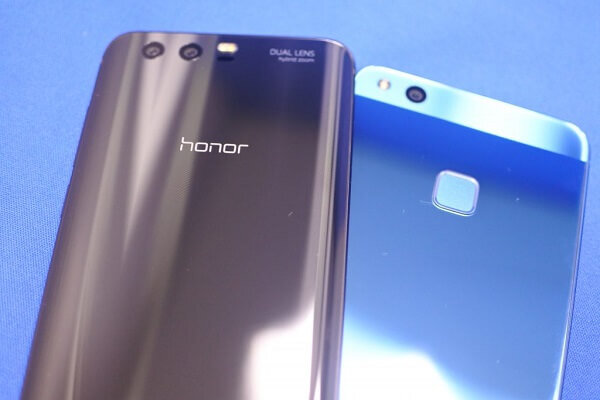 honor9とP10 Liteはどちらが良いのか違いを比較!