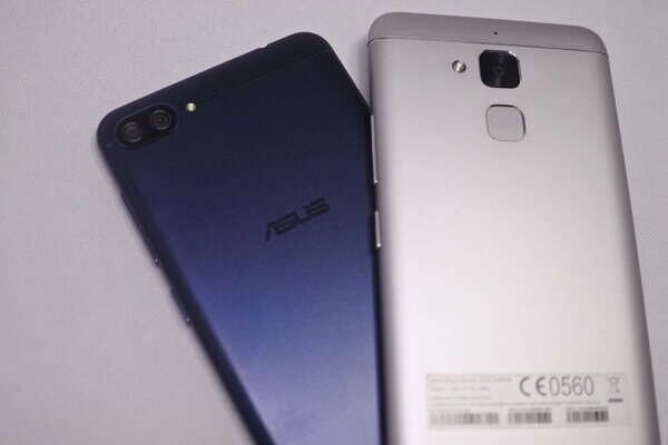 ZenFone4 Maxは前作ZenFone3 Maxからドコが進化したのか違いを比較!