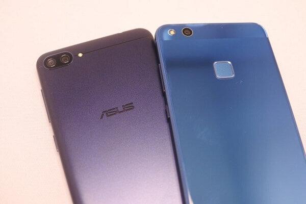 ZenFone4 MaxとP10 liteはどちらが良いのか違いを比較!