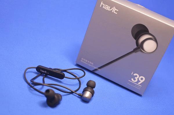 Havit i39の開封レビュー!防水Bluetoothイヤホンで快適なスマホライフを!