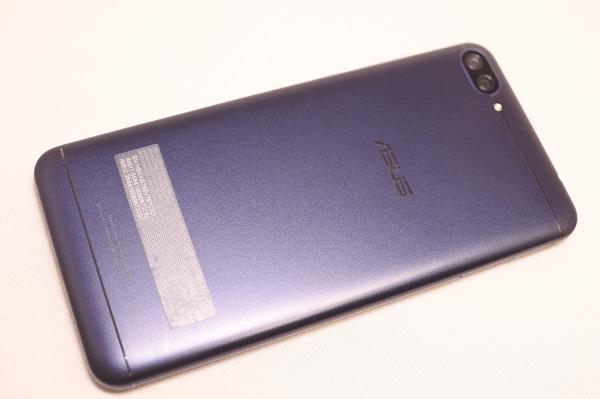 ZenFone 4 Max ZC520KLのテザリング設定方法