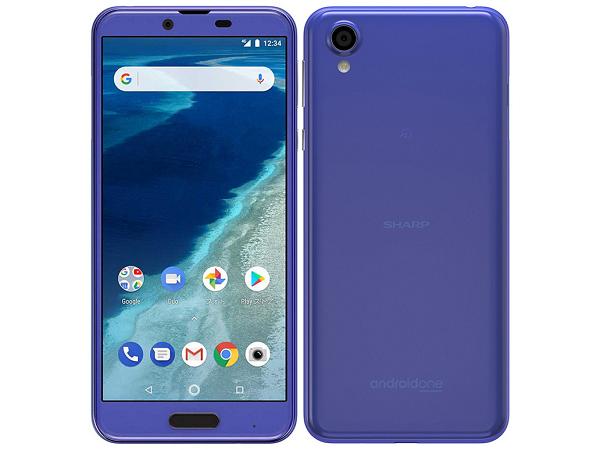 ジャパネット採用スマホ「Android One X4」のスペック