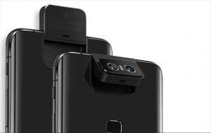 ZenFone 6 ZS630KLの回転式カメラ