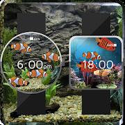 Aquarium Watch Face