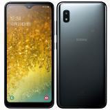 Galaxy A20 ブラック