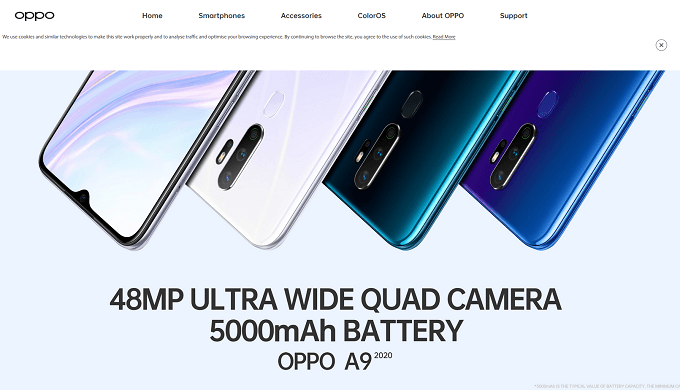 OPPOはどこの国のメーカーなの?