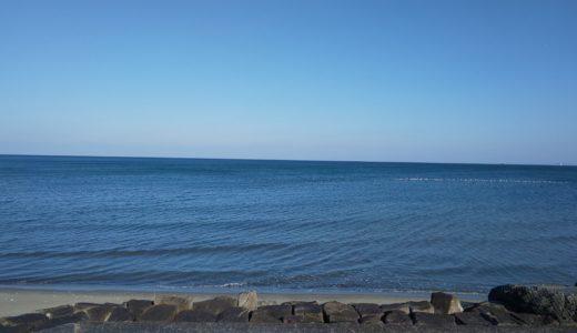 AQUOS R2 compactで海を撮影