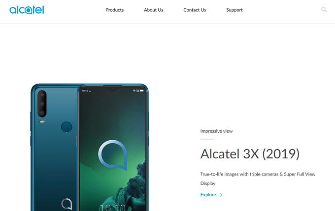 ALCATELはどこの国のメーカーなの?