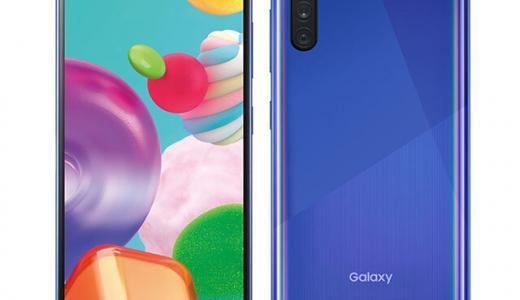 auから「Galaxy A41 SCV48」が登場!スペック、価格、発売日情報