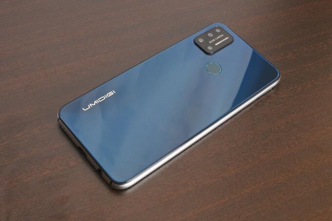 UMIDIGI A7 Proの外観レビュー10