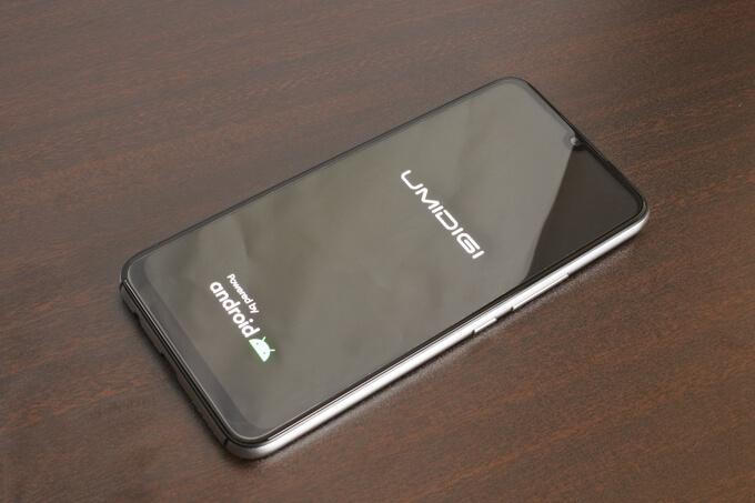 UMIDIGI A7 Proの外観レビュー11