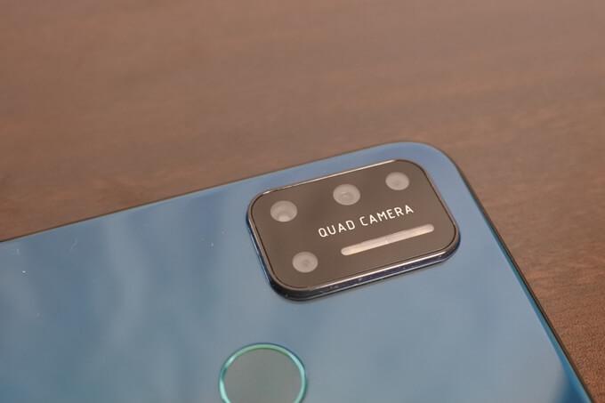 UMIDIGI A7 Proのカメラ性能