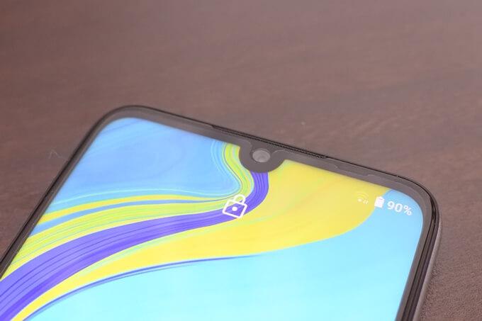 UMIDIGI A7 Proのディスプレイ性能2