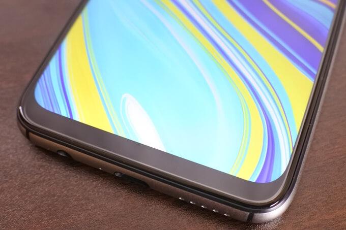 UMIDIGI A7 Proのディスプレイ性能3