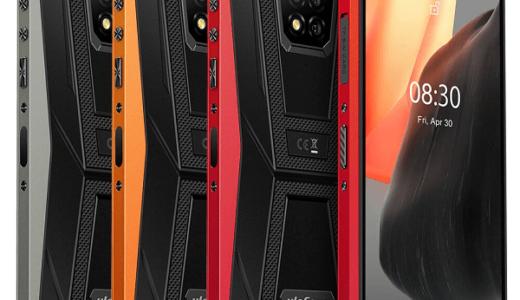 【限定セール】Banggoodで「Ulefone Armor 8 Pro」が販売開始!今ならUlefone Watchのオマケ付き!